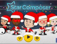 Crea dei divertenti mashup musicali a tema natalizio con Star Composer