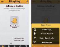 In offerta gratuita AnyRing, l'app che consente di creare suonerie senza limiti di tempo