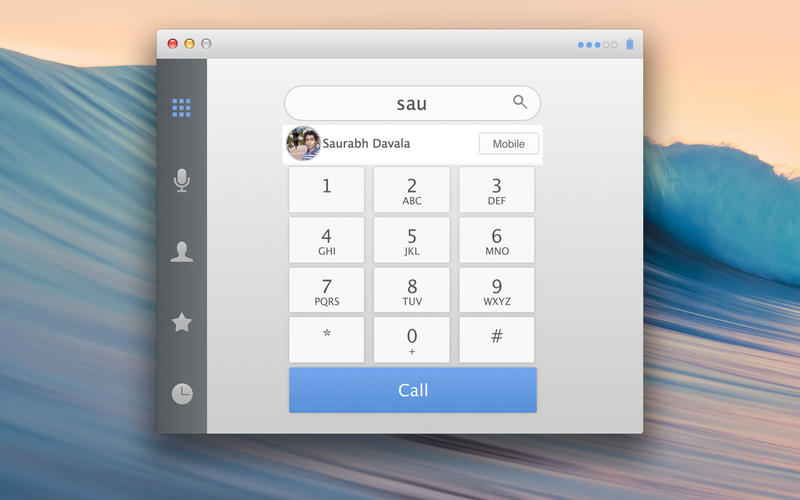how to connect mac to iphone