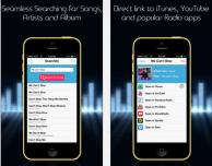 Lyrics for Rdio: un'app per trovare facilmente i testi delle canzoni