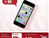 Mediaworld offre l'iPhone 5c a 549€, solo per oggi