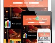 """""""Leggere a Colori"""", l'app dedicata agli amanti dei libri"""