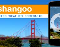 shangoo: le Previsioni Meteo in Realtà Aumentata