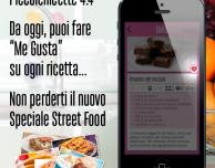 """Piccole Ricette introduce la funzione """"Me Gusta"""""""