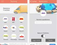 iSpedito, l'app per monitorare le spedizioni dei corrieri