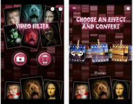 VideoFilter: app gratuita per applicare filtri ai video registrati da iPhone