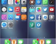 iOS 7 porta una nuova sfida per i creatori di temi personalizzati