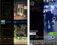 Night Vision, l'applicazione per fare foto e video al buio