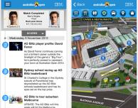Australian Open Tennis Championships 2014: l'app ufficiale per seguire l'omonimo torneo da iPhone