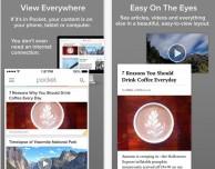 Pocket si aggiorna con il miglioramento di AirPlay