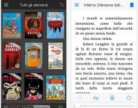 Amazon aggiorna l'app ufficiale di Kindle per iOS