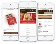 La cioccolata Lindt si acquista anche da iPhone