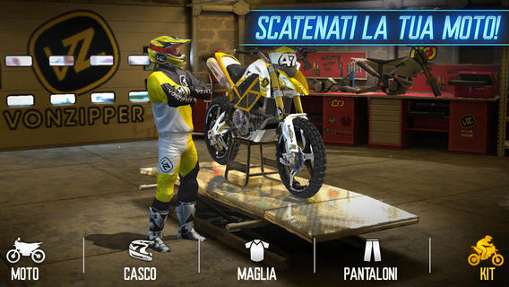 Motocross Meltdown Adrenalina E Acrobazie Iphone Italia