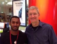 Tim Cook visita gli Emirati Arabi, novità in vista per Apple?