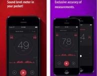 Fonometro per iPhone con dB meter