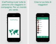 iCarPooling, l'app per condividere un viaggio e risparmiare con l'auto