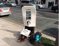 In Giappone inizia la fila per l'iPhone 6!