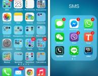 Troppe notifiche sparse sulla home del tuo iPhone? Raggruppiamo le app in un'unica cartella!