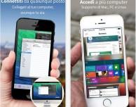 """Screens VNC aggiunge la funzione """"Trackpad"""" per controllare il computer da iPhone"""