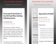 Unread, il nuovo reader RSS per iPhone