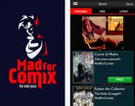 Fumetti provenienti da tutto il mondo a portata di iPhone con MadForComix
