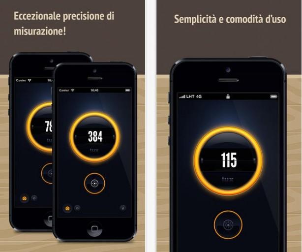 Light Meter iPhone pic1
