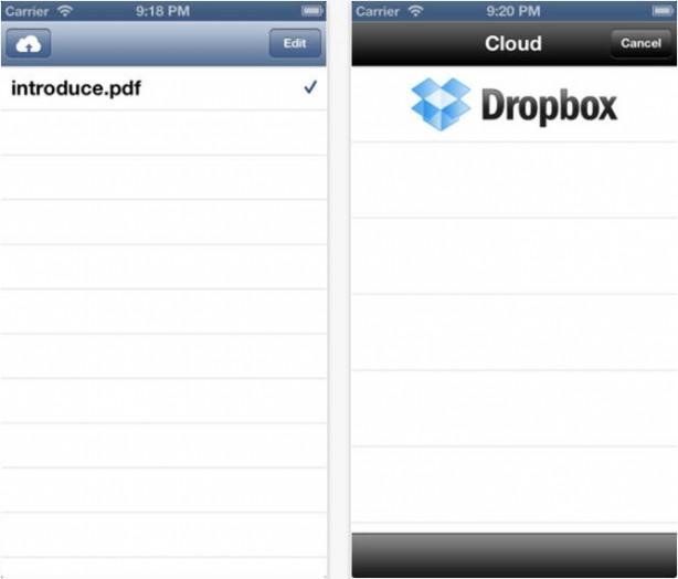 PDF2ePub iPhone pic0