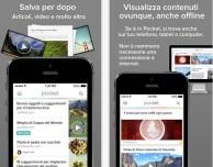 Pocket si aggiorna con il supporto alla lingua italiana