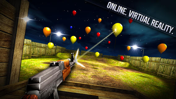 Shooting Showdown 2 iPhone pic0
