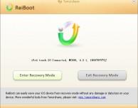 Come impostare la modalità recupero dell'iPhone da Pc o Mac con Reiboot