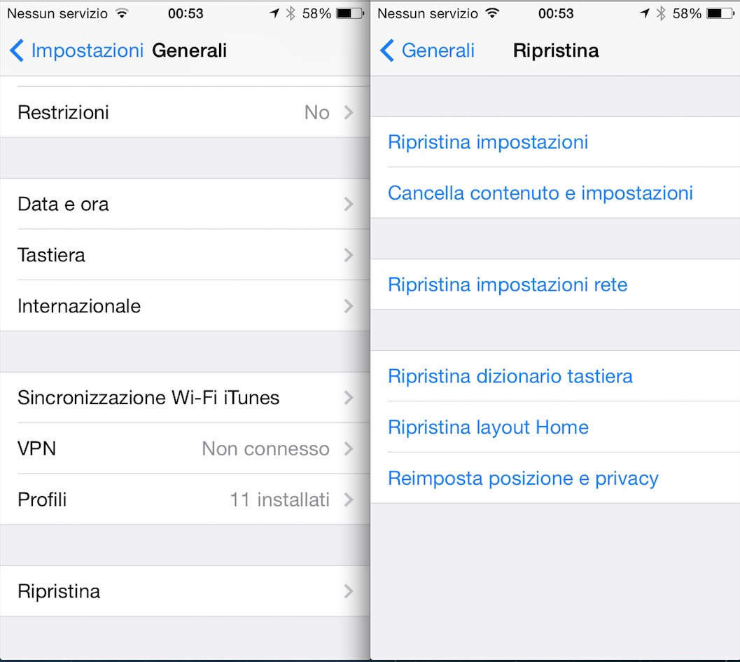 how to find apn on iphone 4s