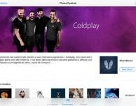 Apple aggiorna iTunes Festival