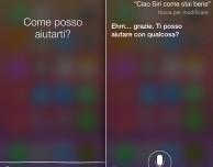 Come far funzionare meglio Siri? Parlando di noi!