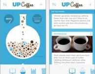 Jawbone lancia Up Coffee, l'app che monitora quanto caffè beviamo!