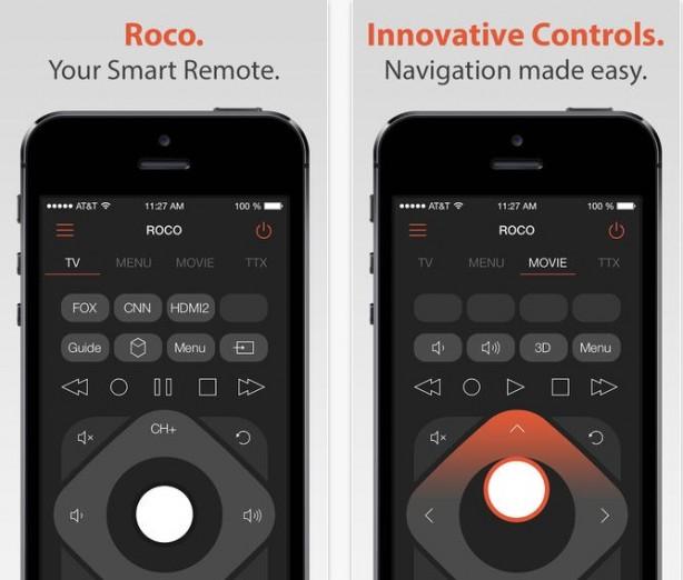 Roco usare l 39 iphone come telecomando per la tua samsung for Telecomando smart tv