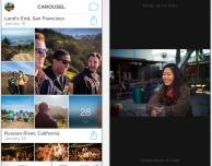 Dropbox aggiorna Carousel per iPhone