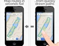 Calcolare percorsi su mappa grazie a Footpath