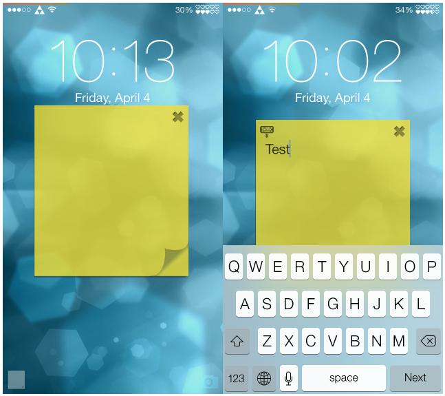aggiungere una schermata iphone