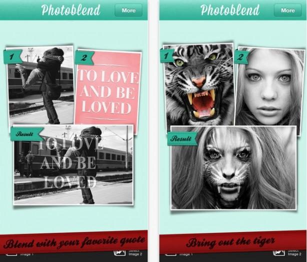 Photoblend Pro iPhone pic0