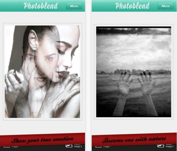 Photoblend Pro iPhone pic1