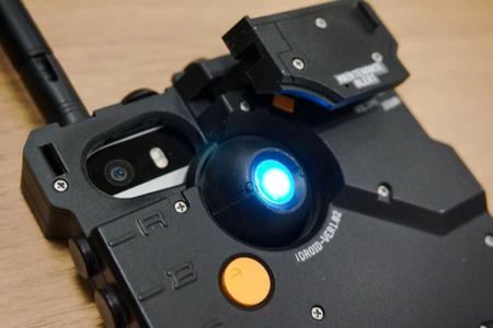 custodia luminosa iphone