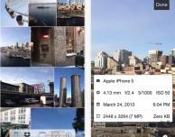 """Photos+, l'alternativa ad """"Immagini"""" aggiunge il supporto a Dropbox"""