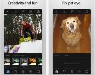 Adobe Photoshop Express si aggiorna con una nuova grafica ed altre novità