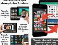 PhotoSync funziona anche con Android