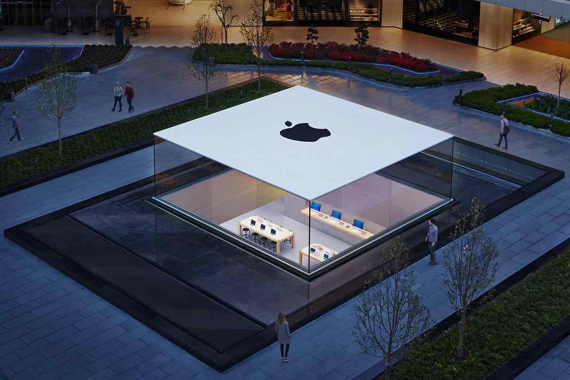 Perche gli apple store sono di vetro? parla un architetto di apple