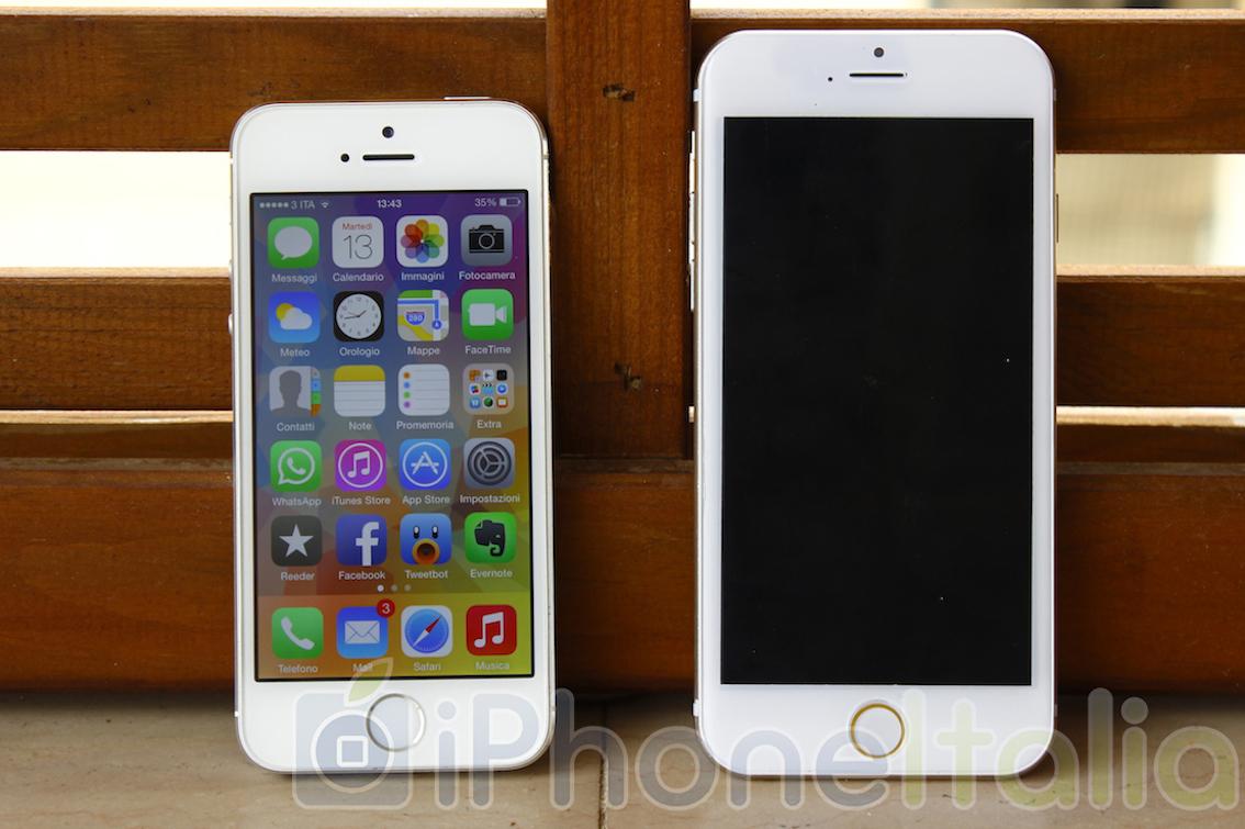 iphone 5 vs i phone 6