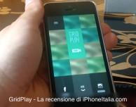 Gridplay: un'app per creare video creativi – La video-recensione di iPhoneItalia