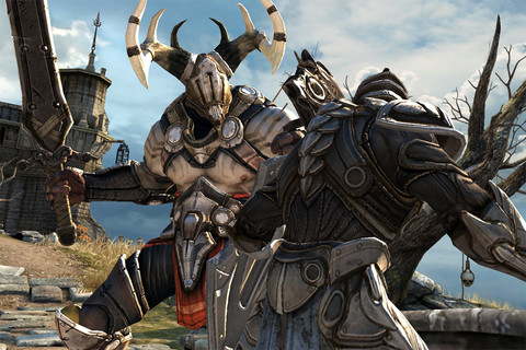 Infinity Blade iPhone pic0