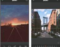 SKRWT, l'app che regola la distorsione della lente su iPhone