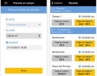 Prenota un campo: l'app ideale per prenotare un campo da gioco in modo efficiente ed economico